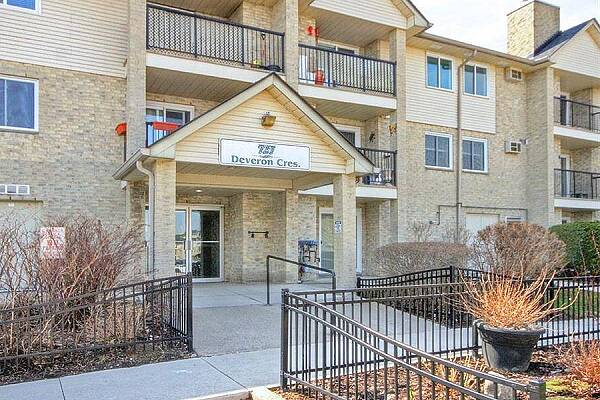 727 Deveron Cr #114, London, Ontario