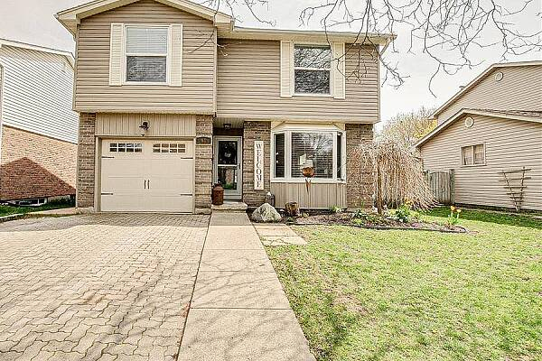 63 Edgehill Cr, London, Ontario